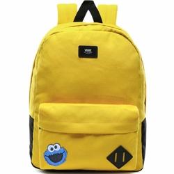Plecak szkolny Vans Old Skool III - VN0A3I6RD2P - Custom Ciasteczkowy Potwór - Custom Ciasteczkowy Potwór