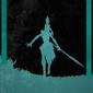 League of legends - kalista - plakat wymiar do wyboru: 40x50 cm