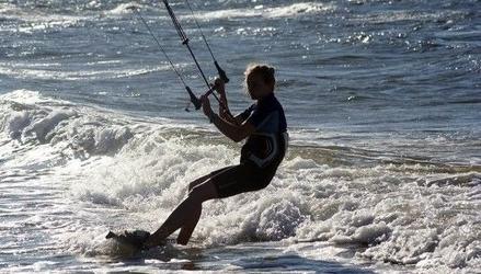 Szkolenie kitesurfingowe dla dwojga - chałupy