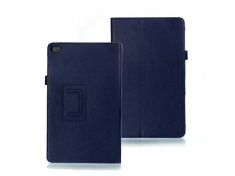 Etui stand case Huawei Media Pad T2 10 Pro Granatowe - Granatowy