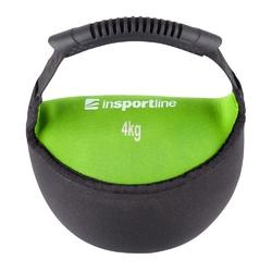 Hantla neoprenowa Bell- bag 4 kg - Insportline - 4 kg