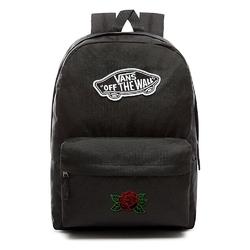 Plecak vans realm backpack - vn0a3ui6blk - custom dark rose - dark rose