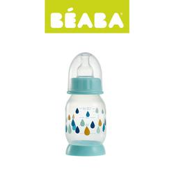 Beaba Butelka antykolkowa 120 ml Rainbow blue