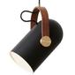 Le klint :: lampa wisząca carronade black ø20 cm