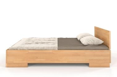 Łóżko drewniane bukowe skandica spectrum maxilong