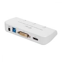 I-tec usb 3.0 dual display adapter advance hdmidvivga