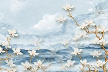 Fototapeta kwiaty 4597