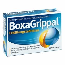 Boxagrippal 200 mg30 mg tabletki powlekane