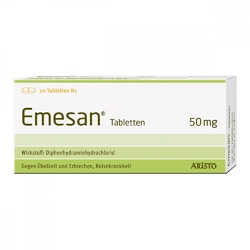 Emesan tabletten