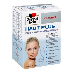 Doppelherz haut plus piękna skóra tabletki +kapsułki