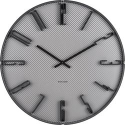 Zegar ścienny Sentient szary
