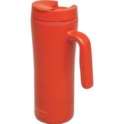 Kubek termiczny z uchwytem Aladdin Recycled amp; Recyclable 0,35 Litra czerwony AL-10-01924-002