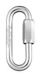 Owal wydłużony stalowy ocynk 7mm ce en