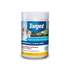 Multichlor – tabletki dezynfekujące i klarujące wodę – 1 kg target 50x20 g