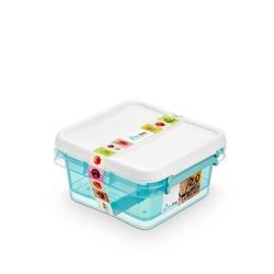 Pojemnik do przechowywania żywności arcticline kwadratowy, zestaw 2 pojemników 2 x 2,0 l