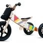 Sun baby twist classic black edition rowerek biegowy drewniany 2w1 + prezent 3d