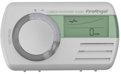 Czujnik czadu, tlenku węgla, FIREANGEL CO-9D - Szybka dostawa lub możliwość odbioru w 39 miastach