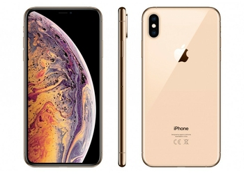 Apple iPhone XS Max 256GB Złoty