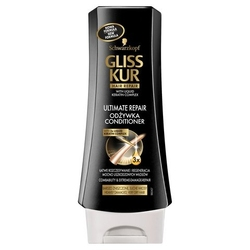 Gliss kur ultimate repair, odżywka do włosów, 200ml