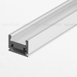 Profil LED REGULOR aluminiowy -  klosz soczewka