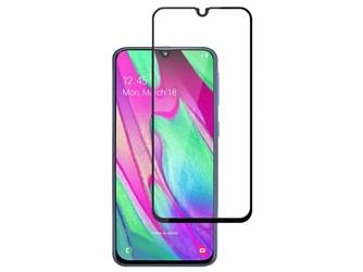 Szkło Mocolo TG+ Full Glue 5D do Samsung Galaxy A40 czarne