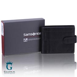 Portfel męski Samsonite 145-902 z blokerem RFID