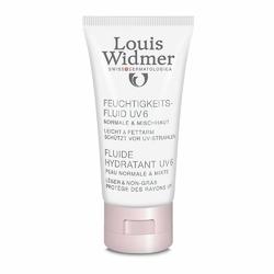 Louis Widmer fluid nawilżający z ochroną UV6 lekko pefrum