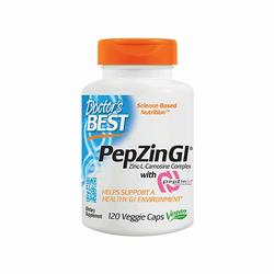 Doctors Best PepZin Gl 120vcaps Szybka wysyłka