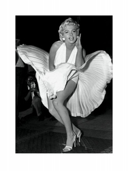 Marilyn Monroe Seven Year Itch - reprodukcja