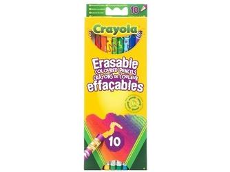 Kredki ołówkowe z gumką