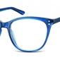 Oprawki zerówki korekcyjne unisex sunoptic ac22d ciemny niebieski