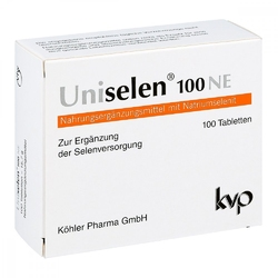 Uniselen 100 ne selen tabletki