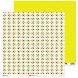 Mozaikowy papier do rękodzieła 30,5x30,5 cm - 08