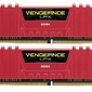 Corsair DDR4 Vengeance LPX 16GB240028GB CL14-16-16-31 RED 1,20V