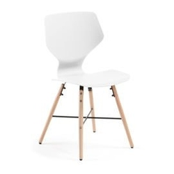Krzesło withey białe