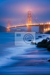 Fototapeta golden gate bridge w san francisco