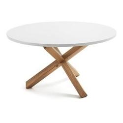Drewniany stół lebu śr.135 cm