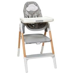 Wielofunkcyjne krzesełko do karmienia sit-to-step, skip hop
