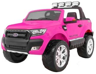 Ford ranger 4x4 facelift różowy dwuosobowe auto dla dzieci