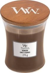 Świeca core woodwick humidor średnia