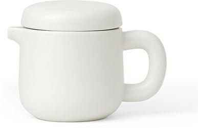 Dzbanek do zaparzania herbaty Isabella biały