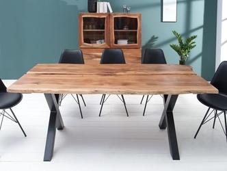 Nowoczesny stół amazonas z drewna akacji  200 x 98 cm
