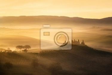 Fototapeta toscane italie