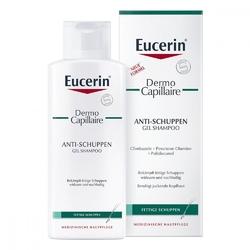 Eucerin dermocapillaire szampon przeciwłupieżowy w żelu