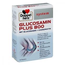 Doppelherz glukozamina plus 800 kapsułki