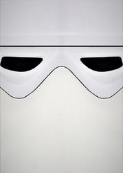 Face it star wars gwiezdne wojny - snow trooper - plakat wymiar do wyboru: 29,7x42 cm