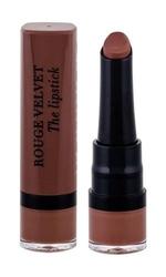 Bourjois paris rouge velvet the lipstick pomadka dla kobiet 2,4g 23 taupe of paris