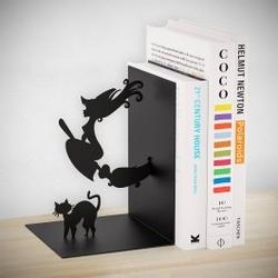Podpórka do książek czarownica