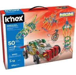 Knex imagine power  play 50 modeli - zestaw konstrukcyjny