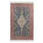 Hkliving :: dywan z nadrukiem 150x240 czerwono-niebieski